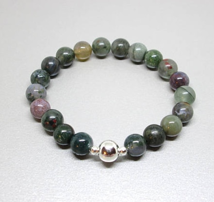 healing crystals and stones, gemstone bracelet, beaded bracelet