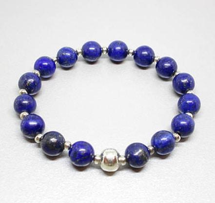 gemstone crystal healing bracelet