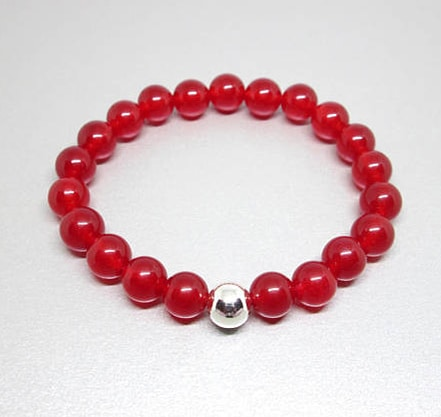 gemstone bracelets and crystal jewelry