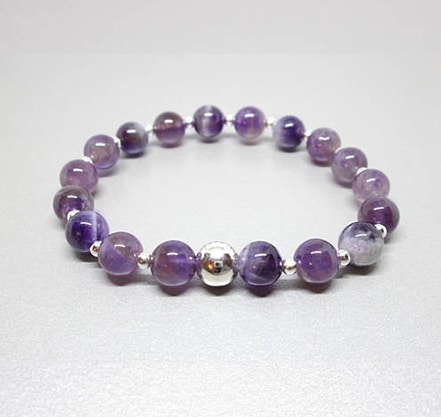 healing crystals and stones bracelet