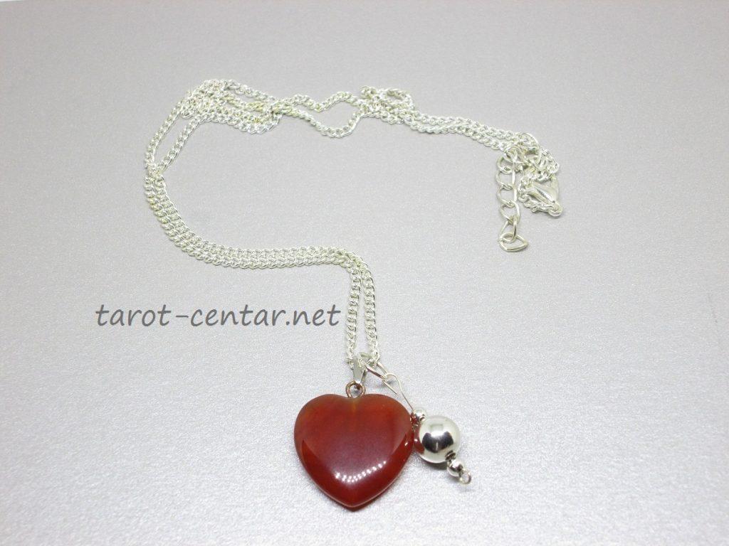 crveni žad, nakit poludrago kamenje, kristali nakit, nakit online, crveni žad gdje kupiti, kristalni privjesak srce, nakit za poklon